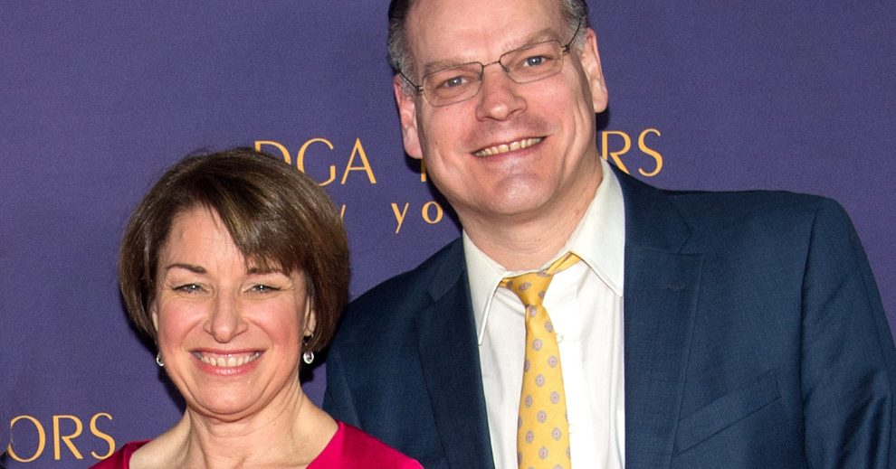 Amy Klobuchar Speaks Out on Husband's Coronavirus Diagnosis and Hospitalization: 'We Don't Know How He Got It'