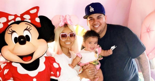 Blac Chyna Claims Daughter Dream Suffered 2 Burns Under Rob Kardashian's Nanny's Care