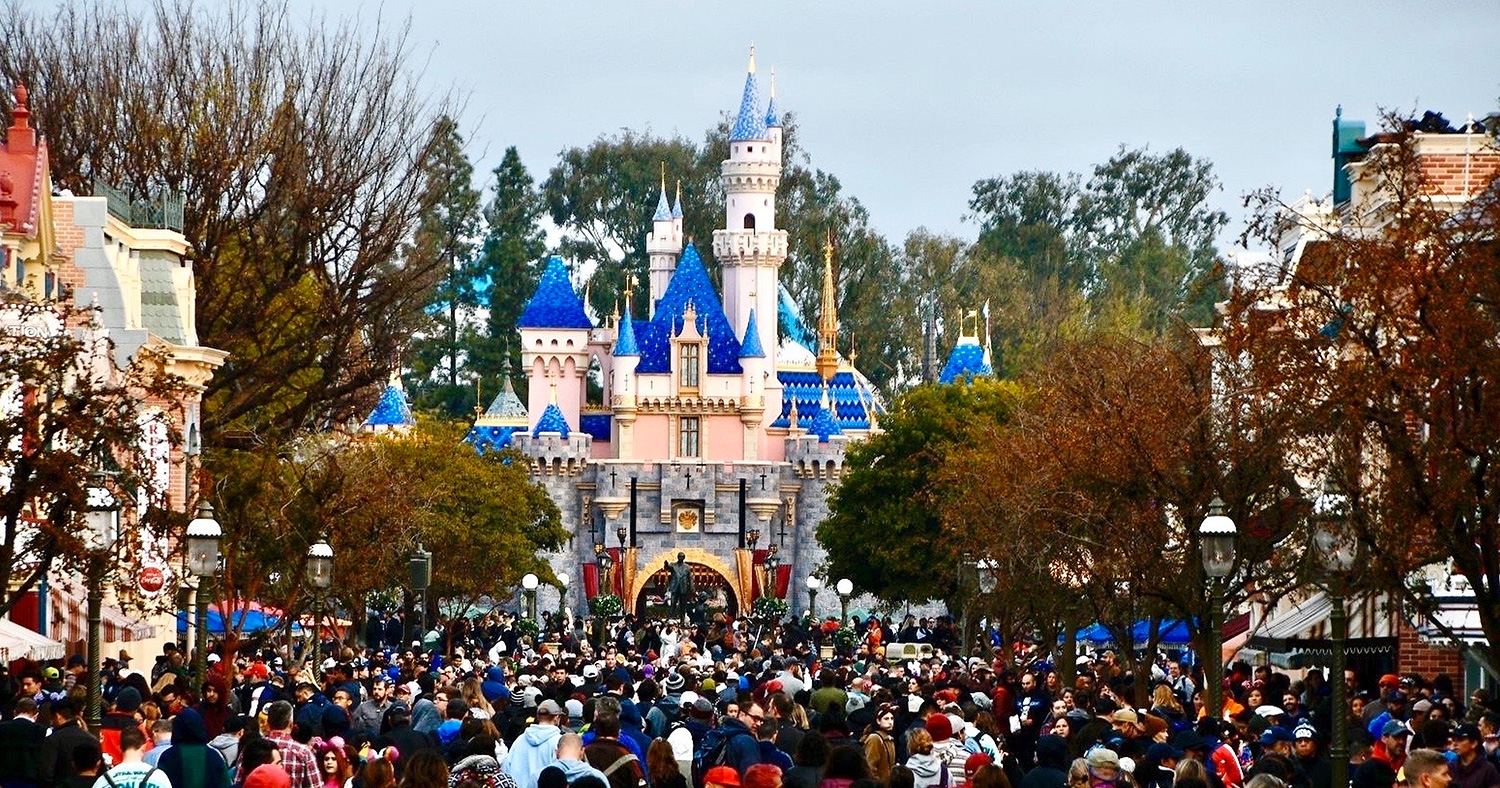 Disneyland and Walt Disney World Are Now Closed Indefinitely Due to Coronavirus