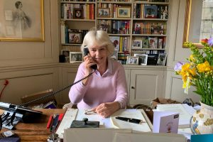 Camilla, Duchess of Cornwall's Office Photo Just Revealed New Clues About Her Personal Life