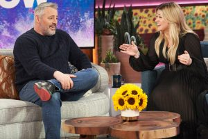 Matt LeBlanc Reveals the Strangest Thing to Happen to Him While Starring on Friends