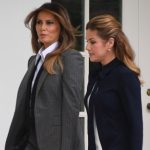 Melania Trump Calls Sophie Trudeau to Wish Her Well After Canadian First Lady's Coronavirus Recovery