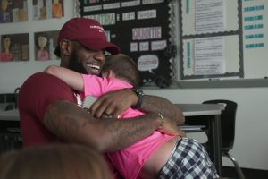 New Doc Follows LeBron James' School as It Gives Students a Chance: We 'Need a Little Inspiration'