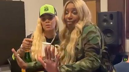 Real Housewives of Atlanta Star NeNe Leakes Teases Her New Song 'Come and Get This, Hunni'