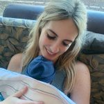 The First-Time Mom Isolated with Her Newborn: 'We're So Cut Off from Everybody'