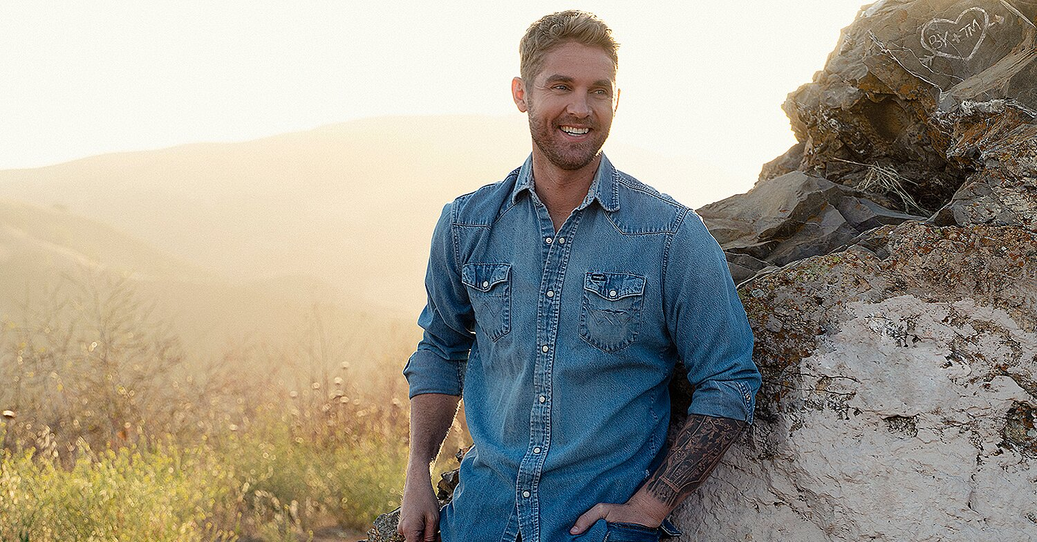 Brett Young's Baby Makes a Surprise Appearance on His New Single: 'She Was a Little Musician Before She Knew It'
