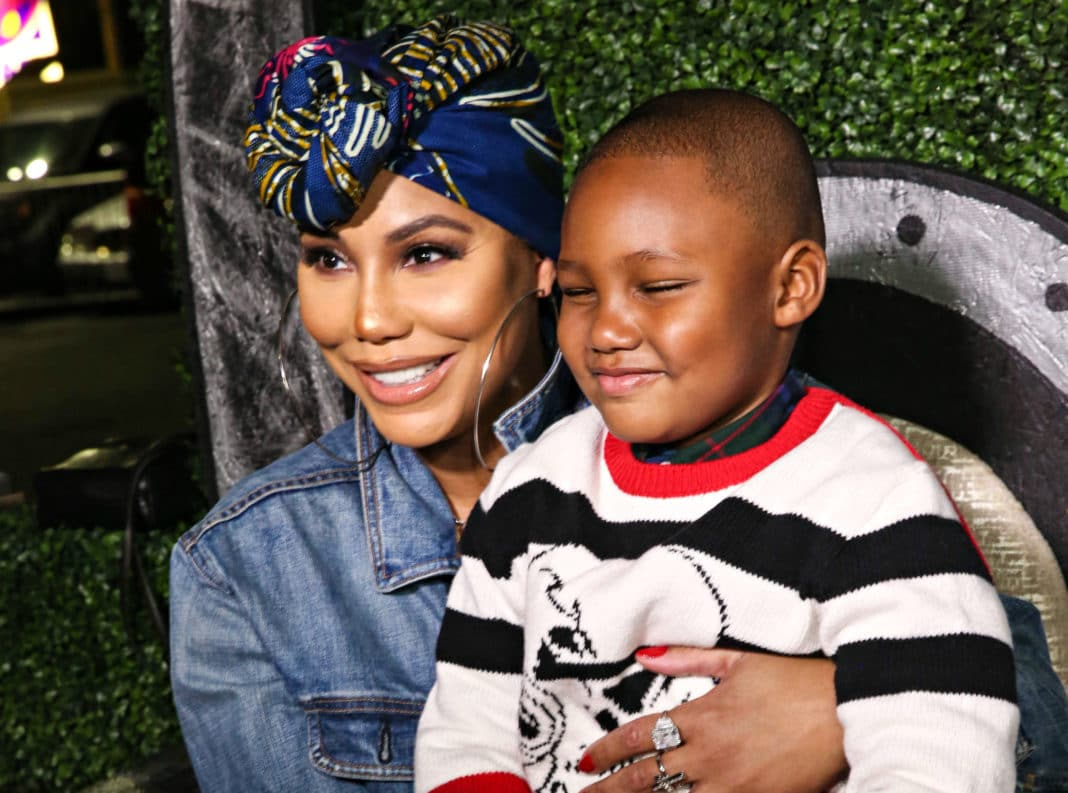 Tamar Braxton Praises Her Son, Logan For His Birthday, And Says He Taught Her Actual Love – Examine Out Her Pics And Emotional Messages