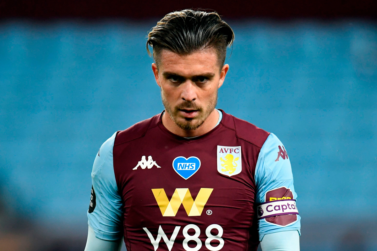 Arsenal 'register interest' in Jack Grealish with Aston Villa holding out for £80million