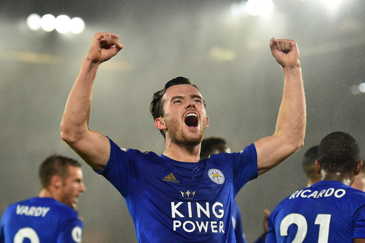 Chelsea 'closing in' on deal to signal Ben Chilwell from Leicester after 'breakthrough' in talks