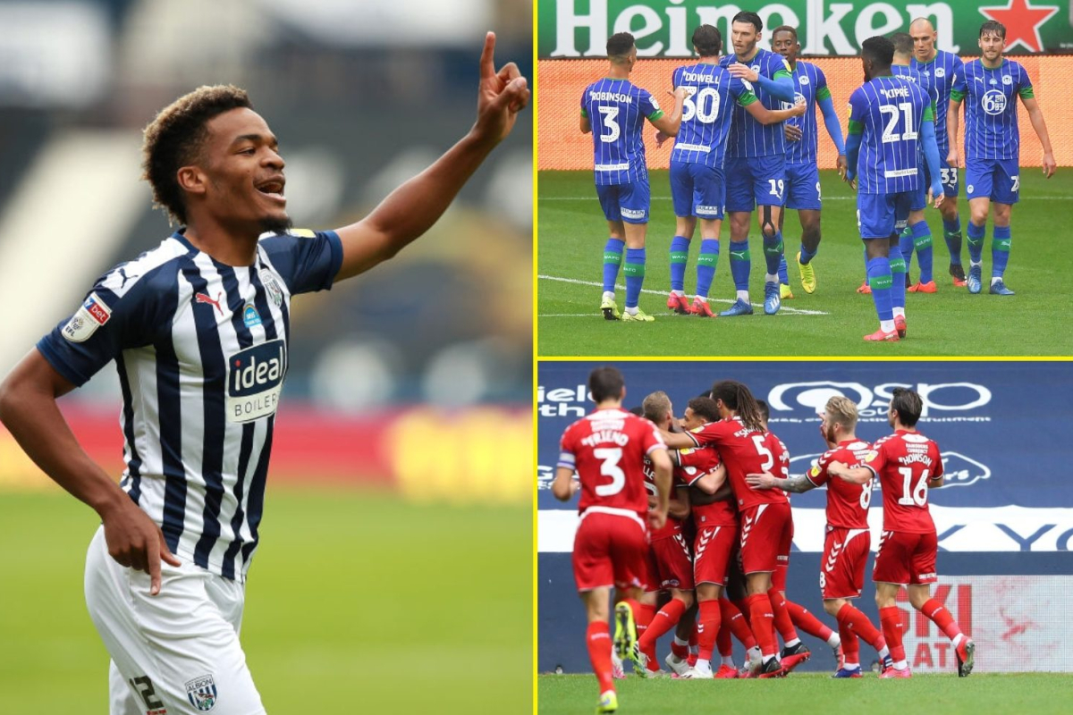 Championship RESULTS: West Brom transfer prime and Wigan help survival bid, as Middlesbrough, Swansea and Bristol Metropolis additionally win