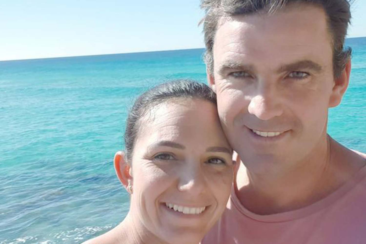 Household's grief after dad-of-two 36, killed in horror shark assault whereas diving off the coast of Australia