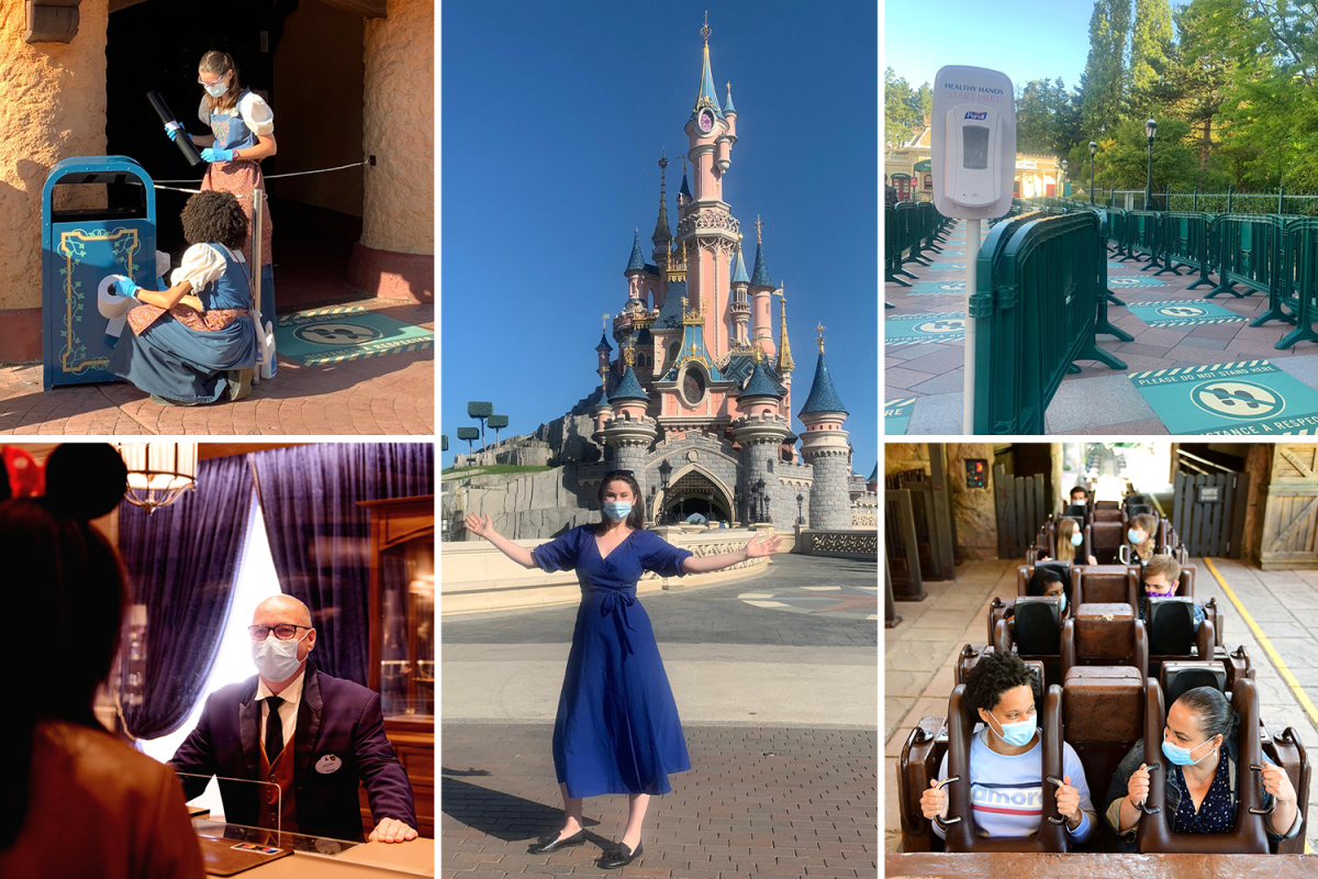 First look inside Disneyland Paris forward of its opening on July 15