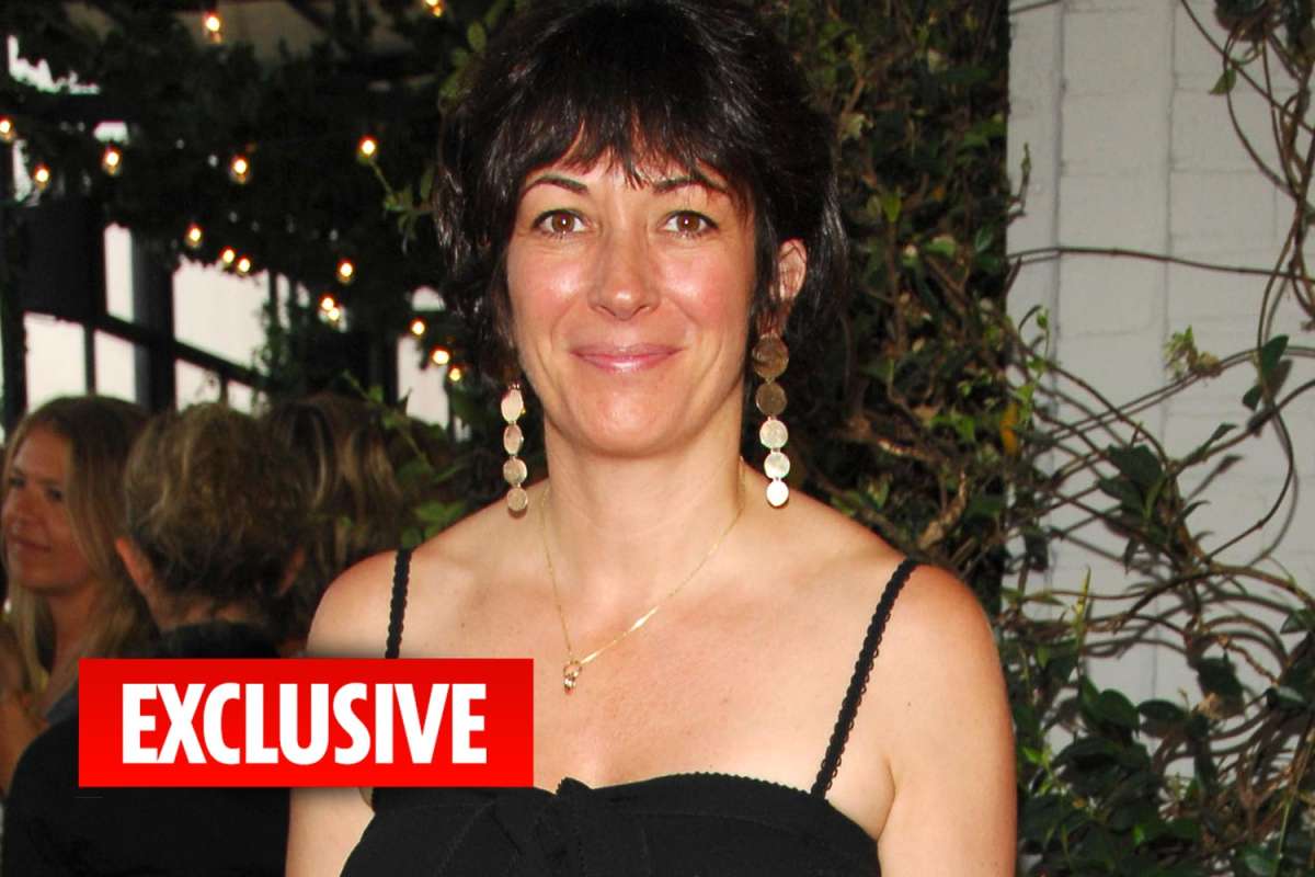 Ghislaine Maxwell's attorneys launch bid to spring her from jail on bail