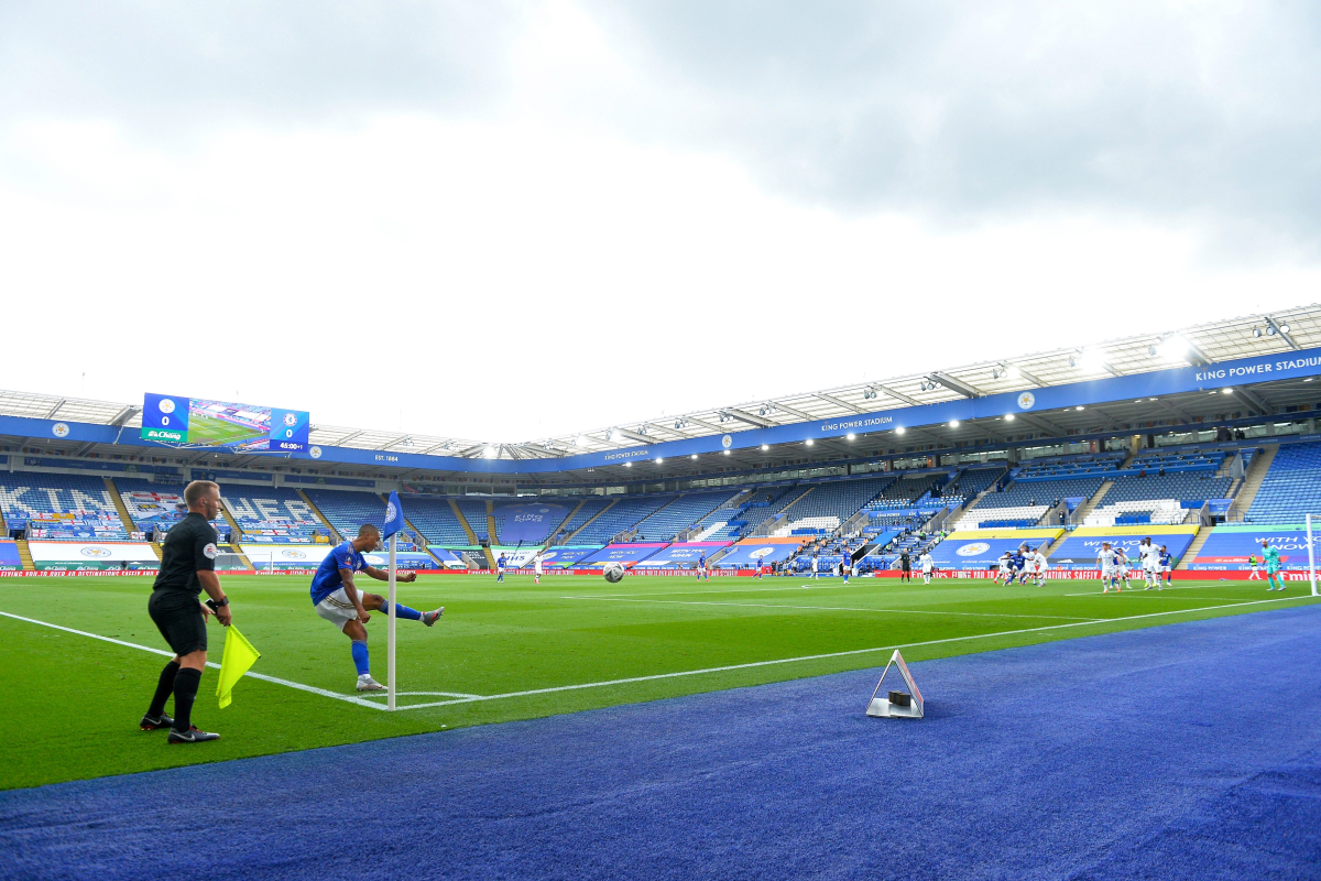 Leicester confirm upcoming Premier League matches will go ahead as planned despite local lockdown
