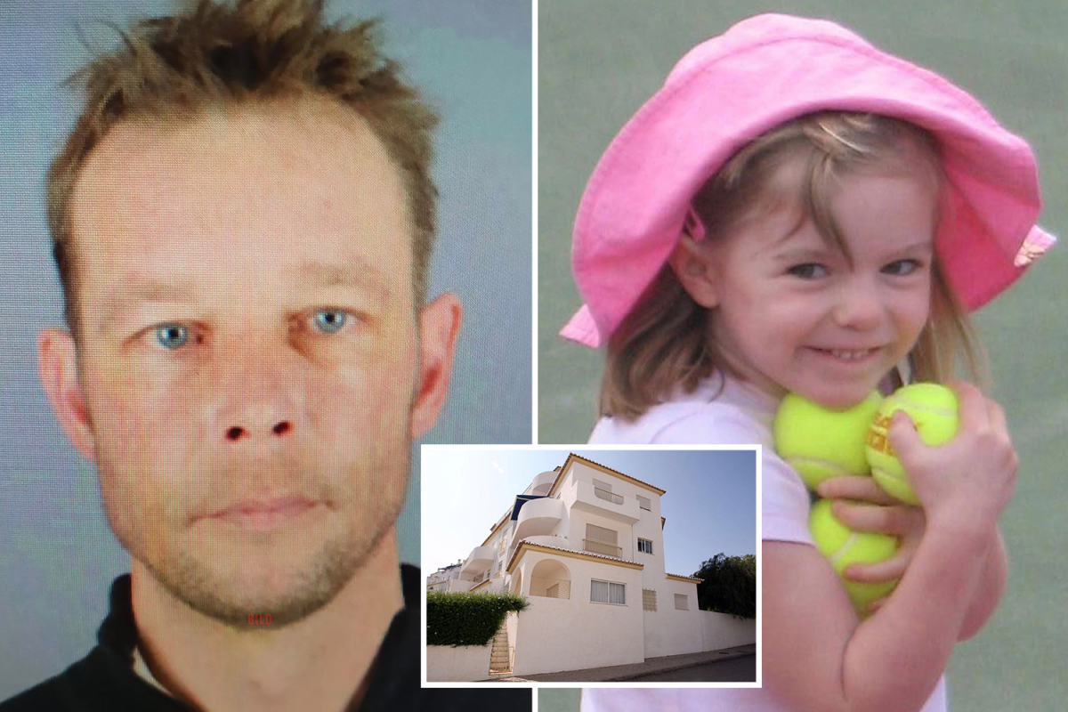 Madeleine McCann cops 'missed name that would have implicated suspect Christian B years earlier'