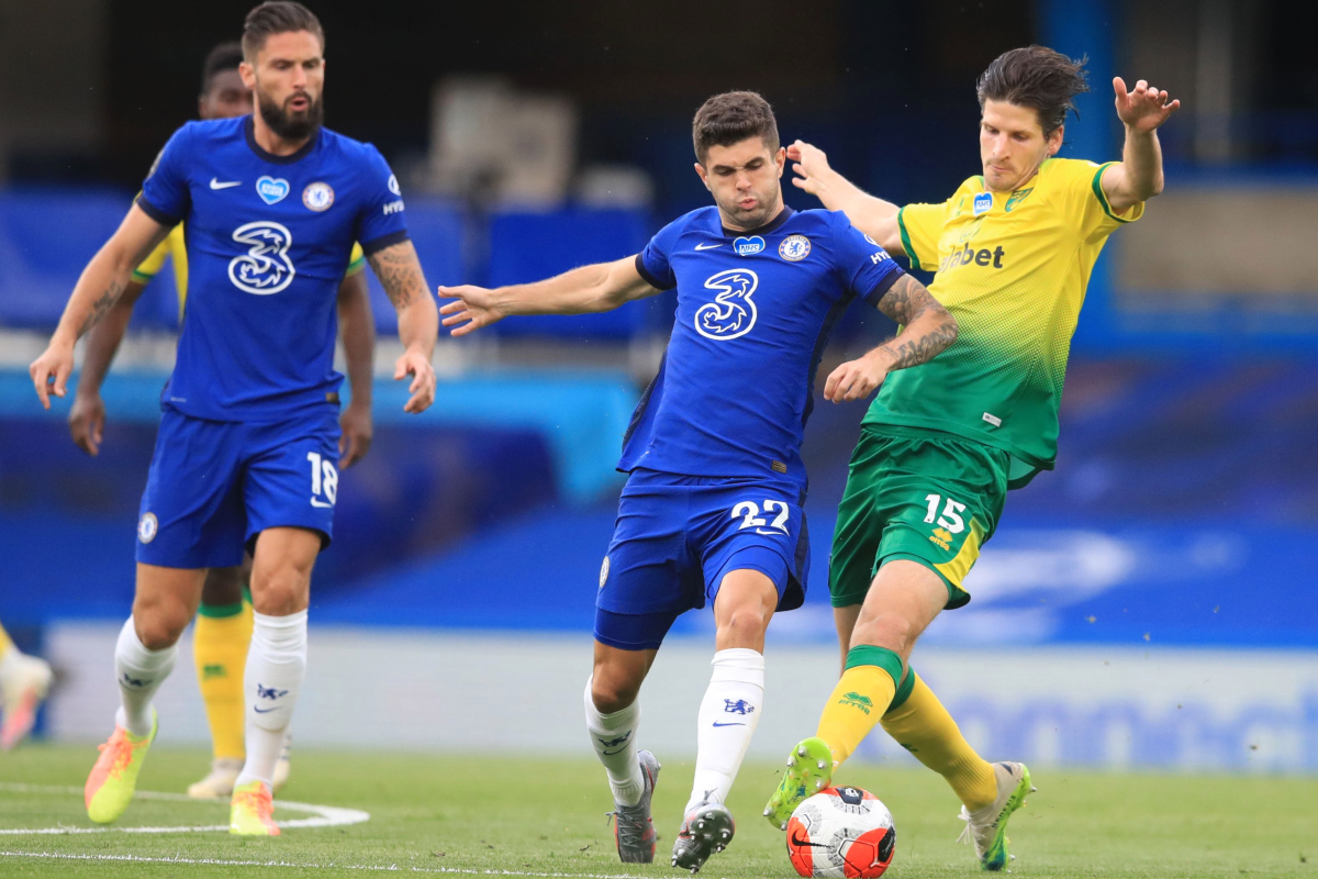 chelsea vs norwich city - photo #16