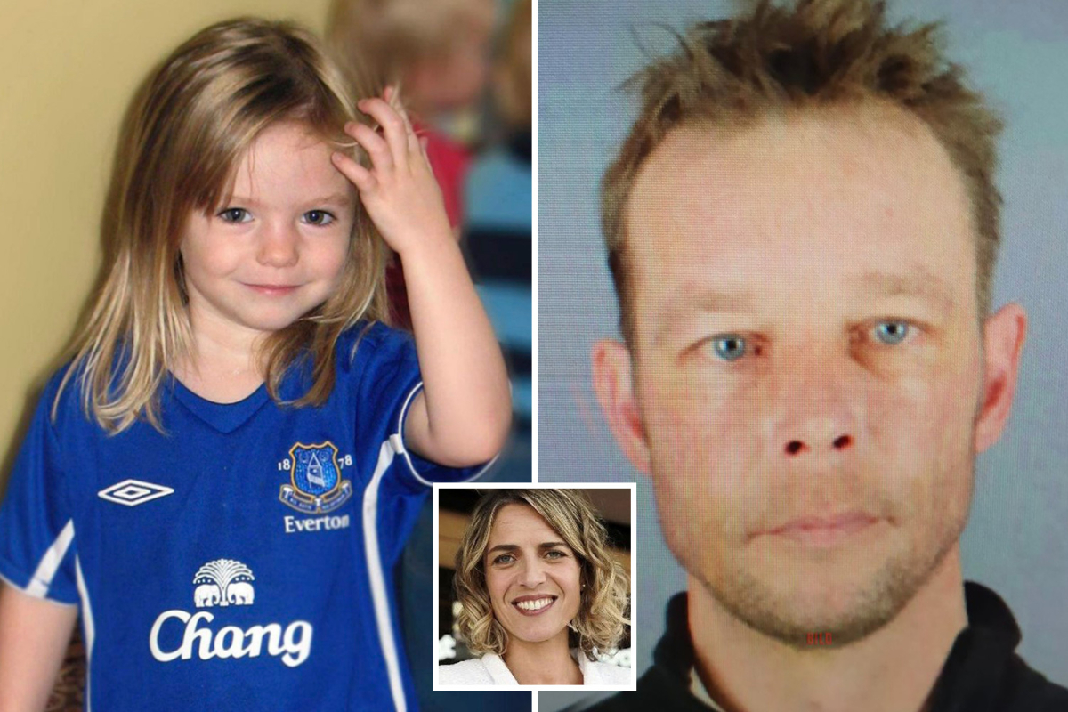 Reporter who broke story on new Madeleine McCann search believes Christian B had an confederate