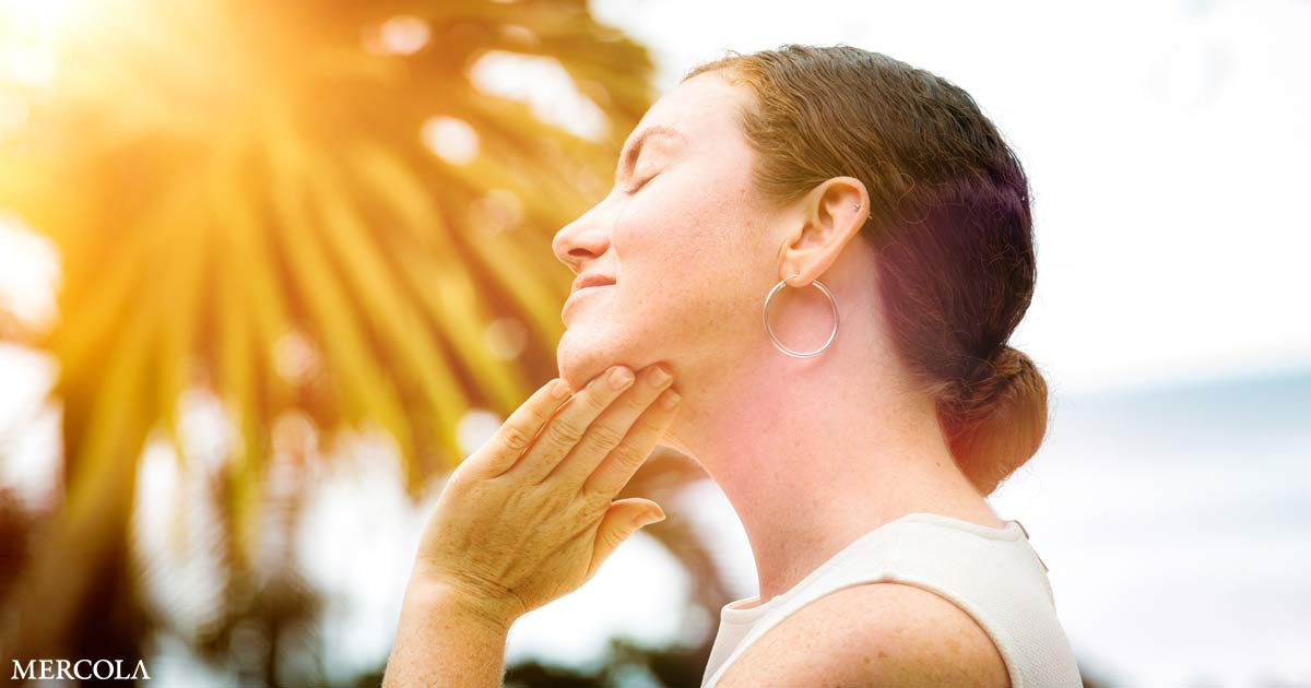 Sunscreen Chemicals Accumulate at High Levels in Your Body