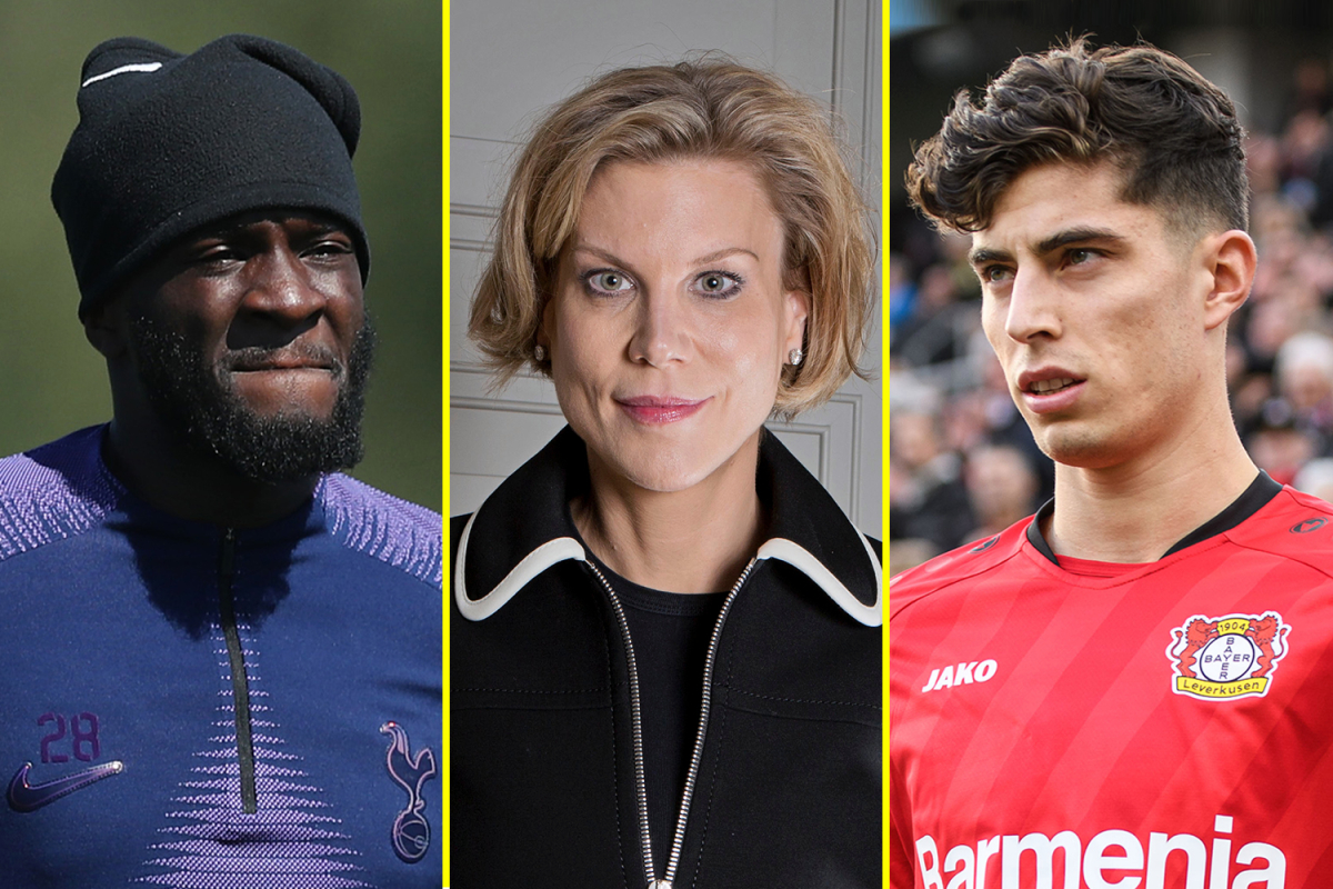 Transfer news LIVE: Inter move for Ndombele, Dortmund strong on Sancho, Chelsea deny Havertz claims, Staveley blames rival clubs for blocking Newcastle takeover