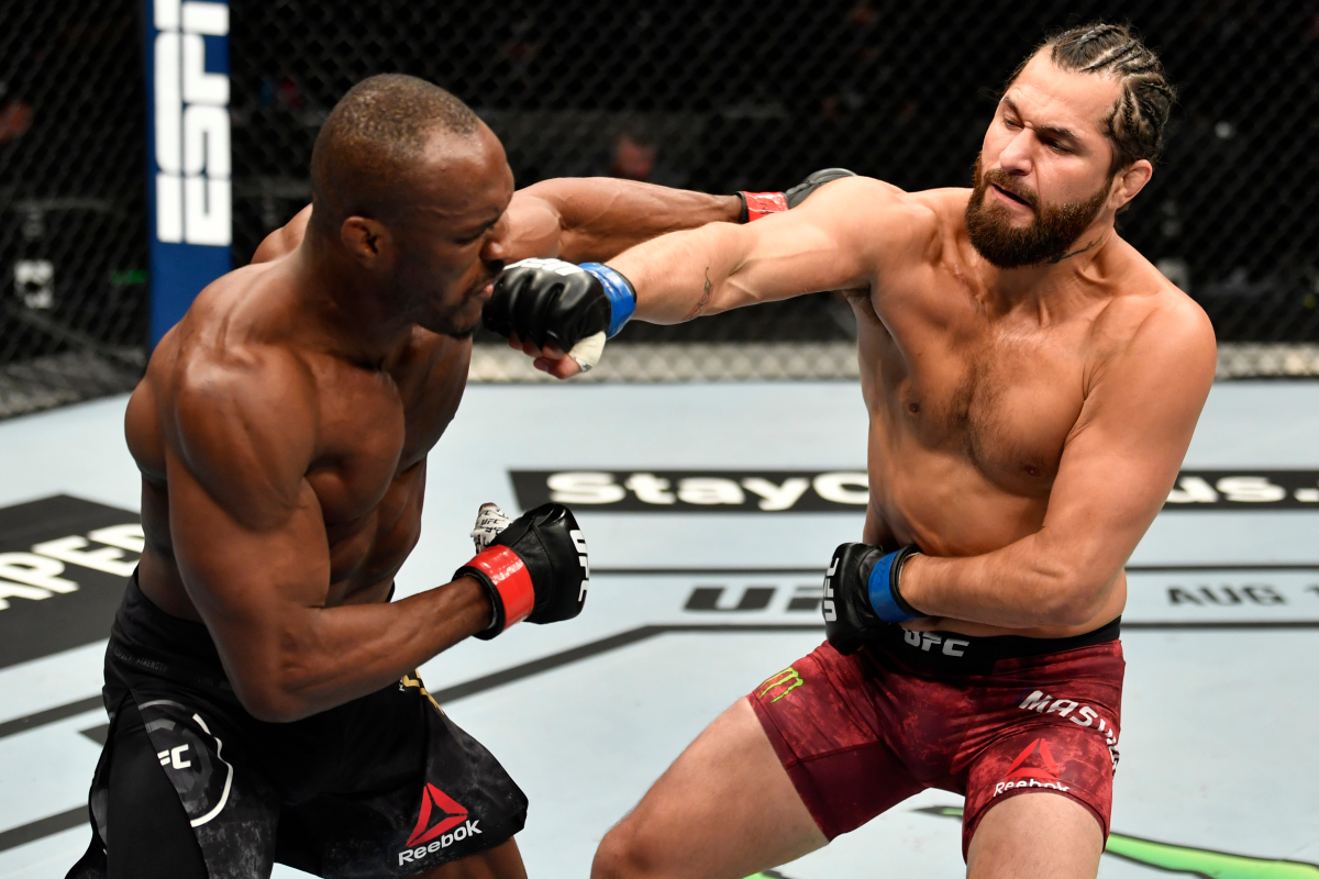 UFC 251 LIVE RESULTS: Bloody Masvidal challenges Usman to rematch after late call-up loss – newest response