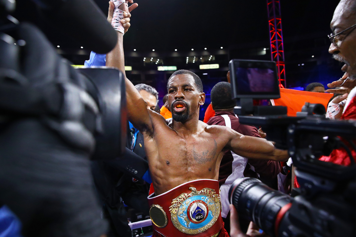 World champion Jamel Herring has battle postponed once more after he exams optimistic for COVID-19 for second time