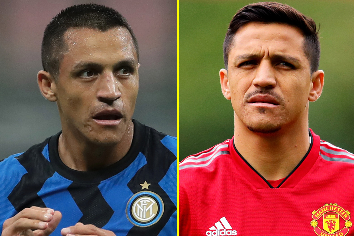 Alexis Sanchez: Inter Milan to announce FREE TRANSFER on Thursday as Manchester United rip up contract