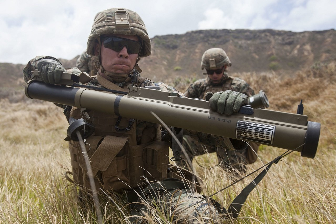 Army takes next step toward buying more M72 light rocket launchers