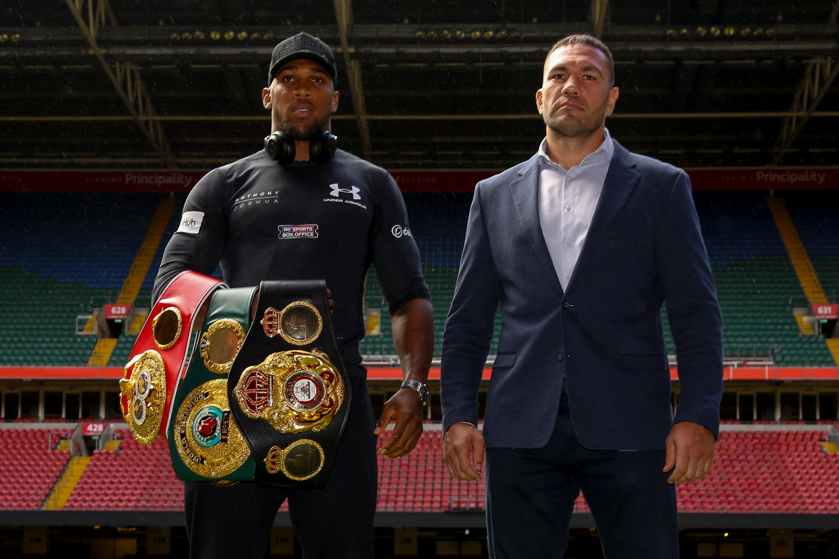 Kubrat Pulev tells Anthony Joshua it's a mistake to be eager about Tyson Fury battle as he guarantees to carry 'warfare' in subsequent battle