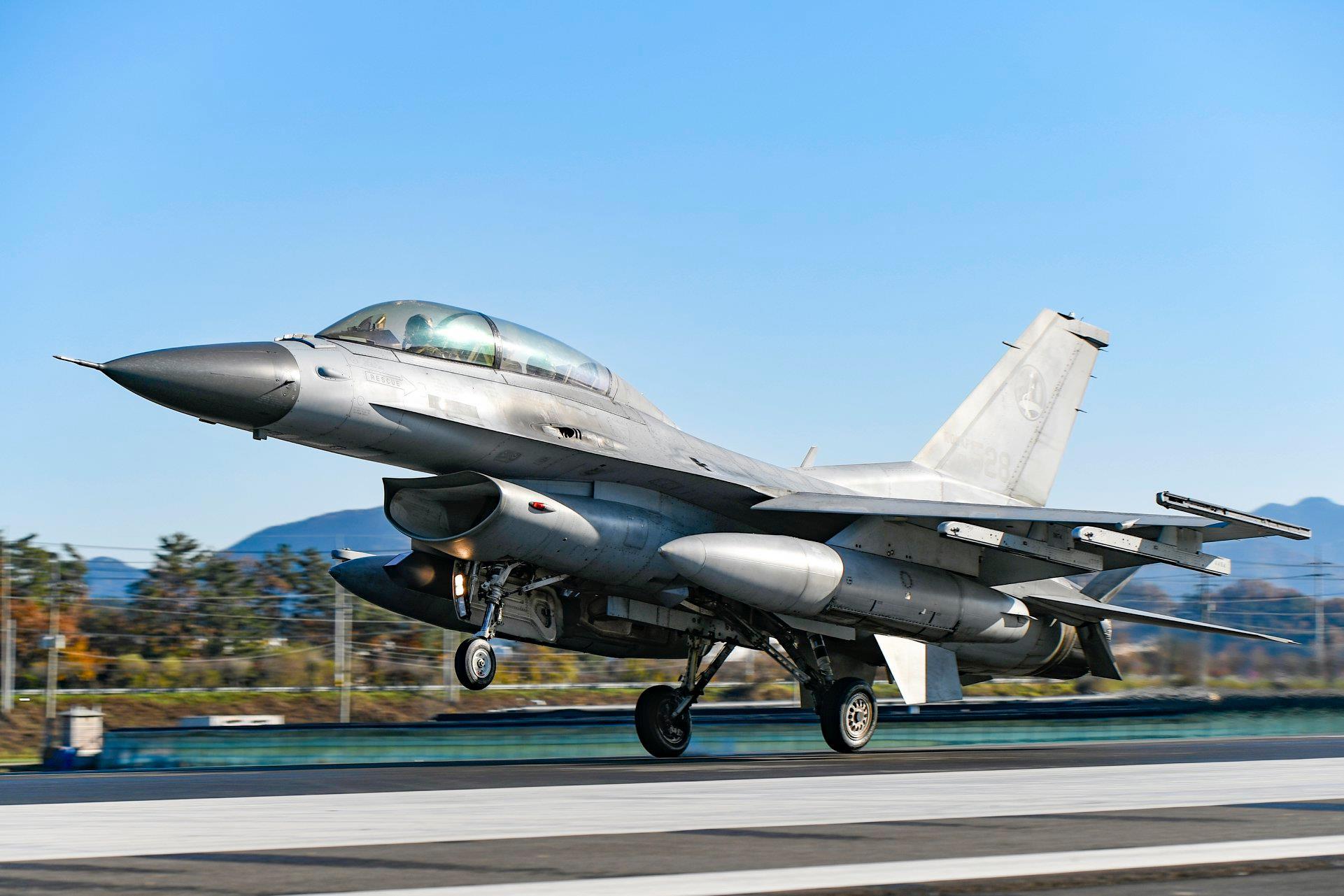 Lockheed Martin awarded $34M contract for Korea's F-16 life extension