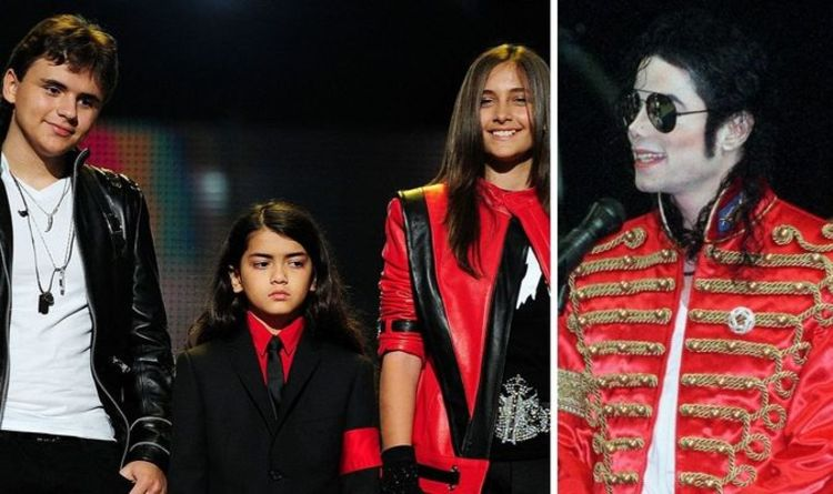 Michael Jackson children: How old are Michael Jackson's children now?