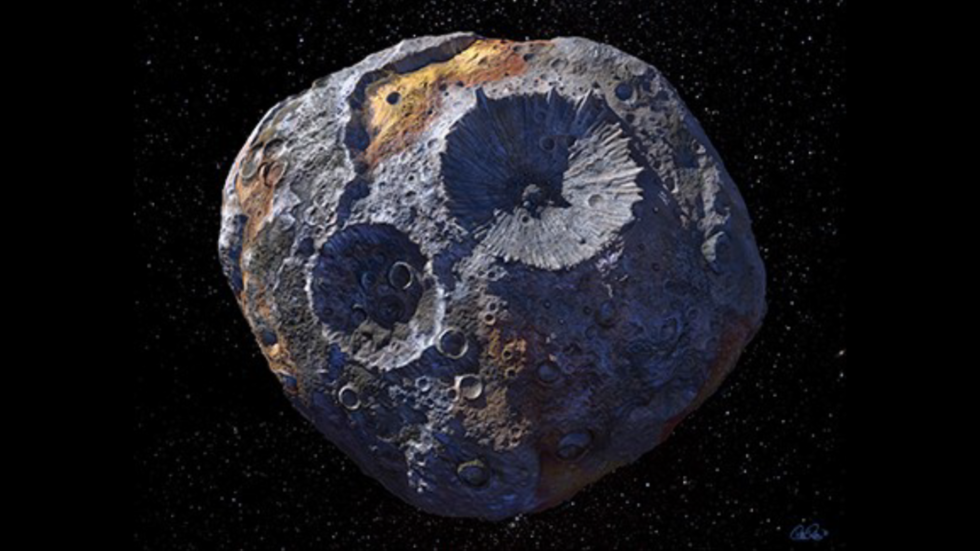 NASA suspects asteroid Psyche is core of planet that by no means totally shaped, fashions 'metallic world' forward of 2022 mission