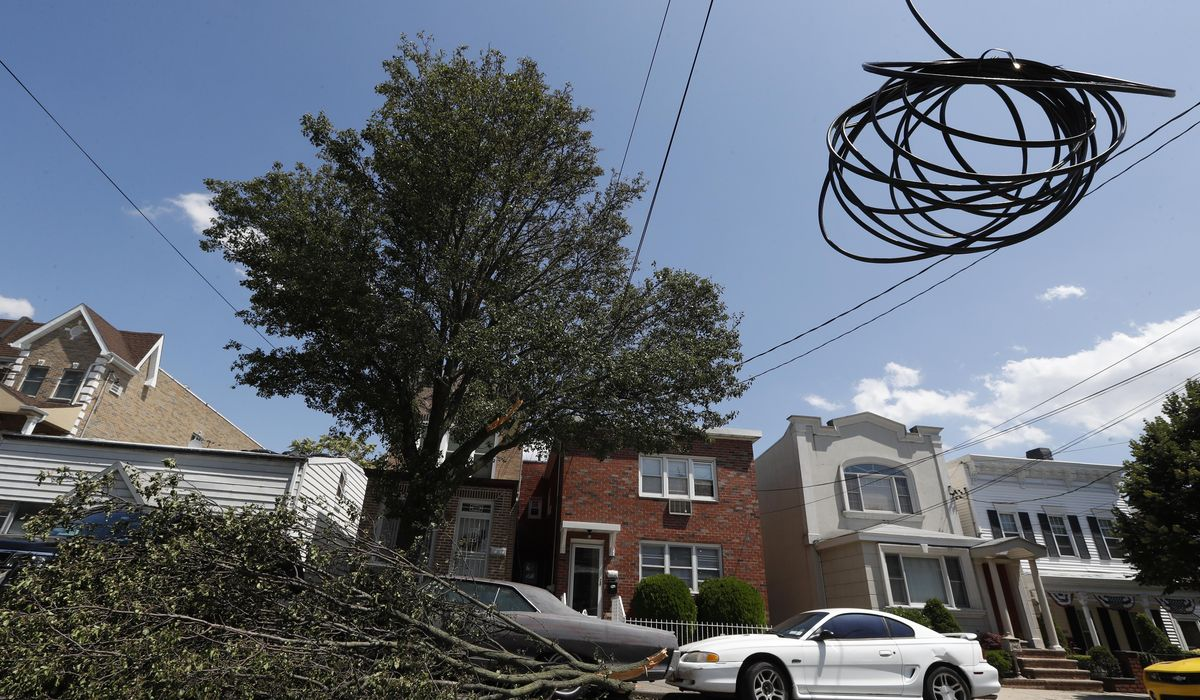 NY declares emergency, probes Isaias energy outage response