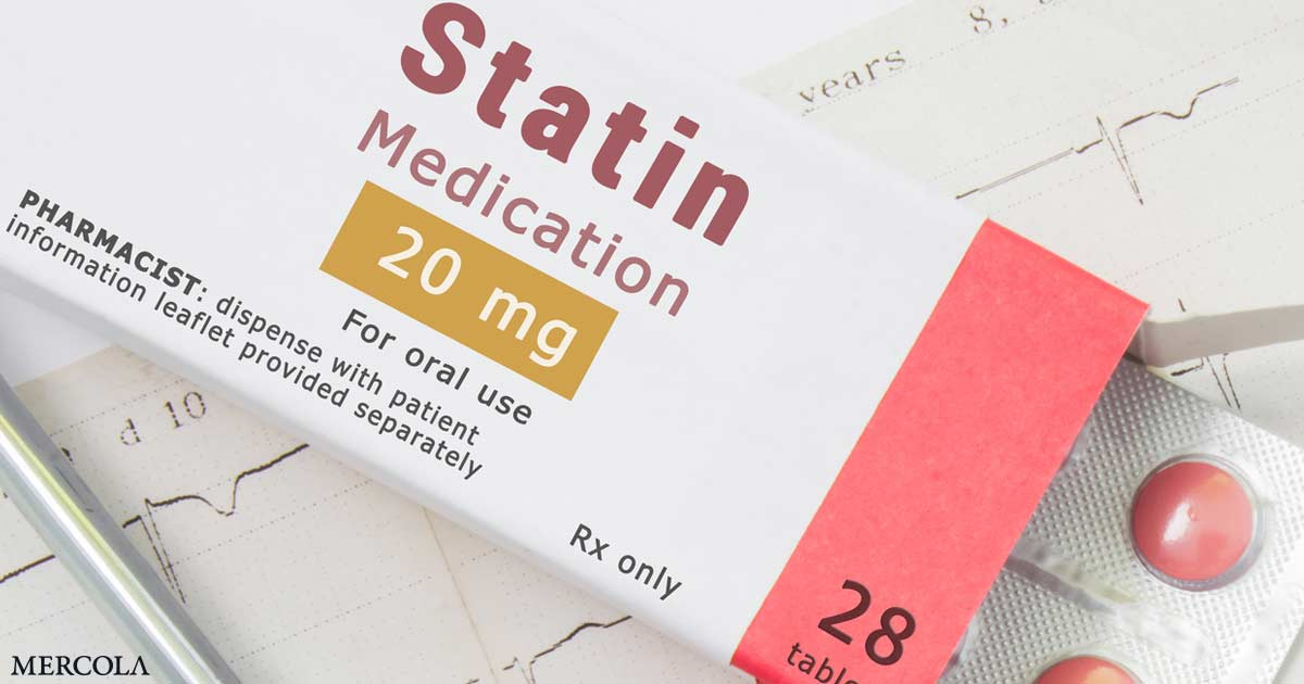 New Research Confirms Statins Are Colossal Waste of Money