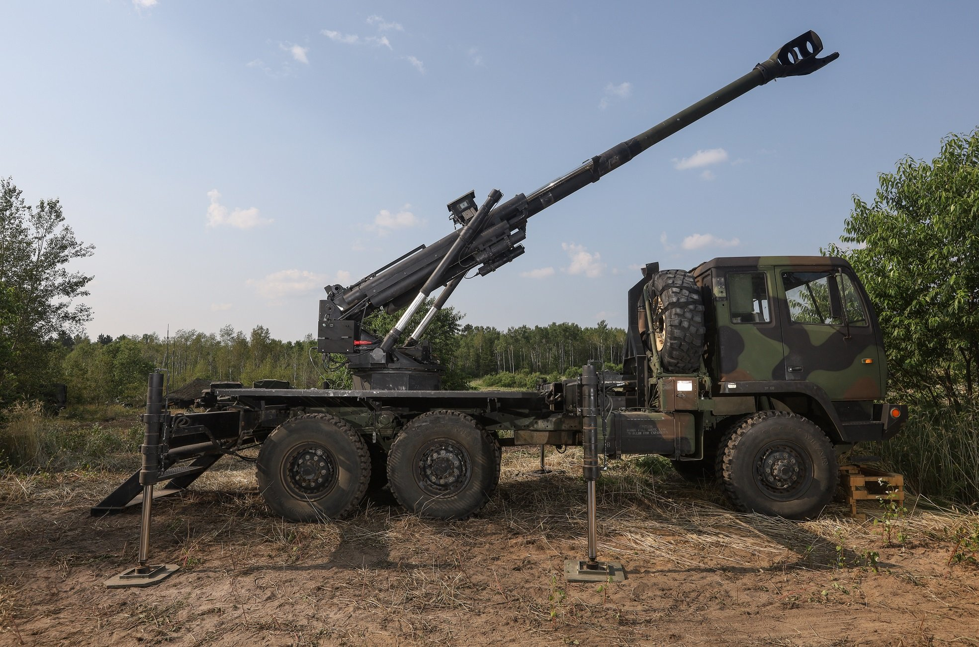 U.S. Army wants new 155mm artillery system