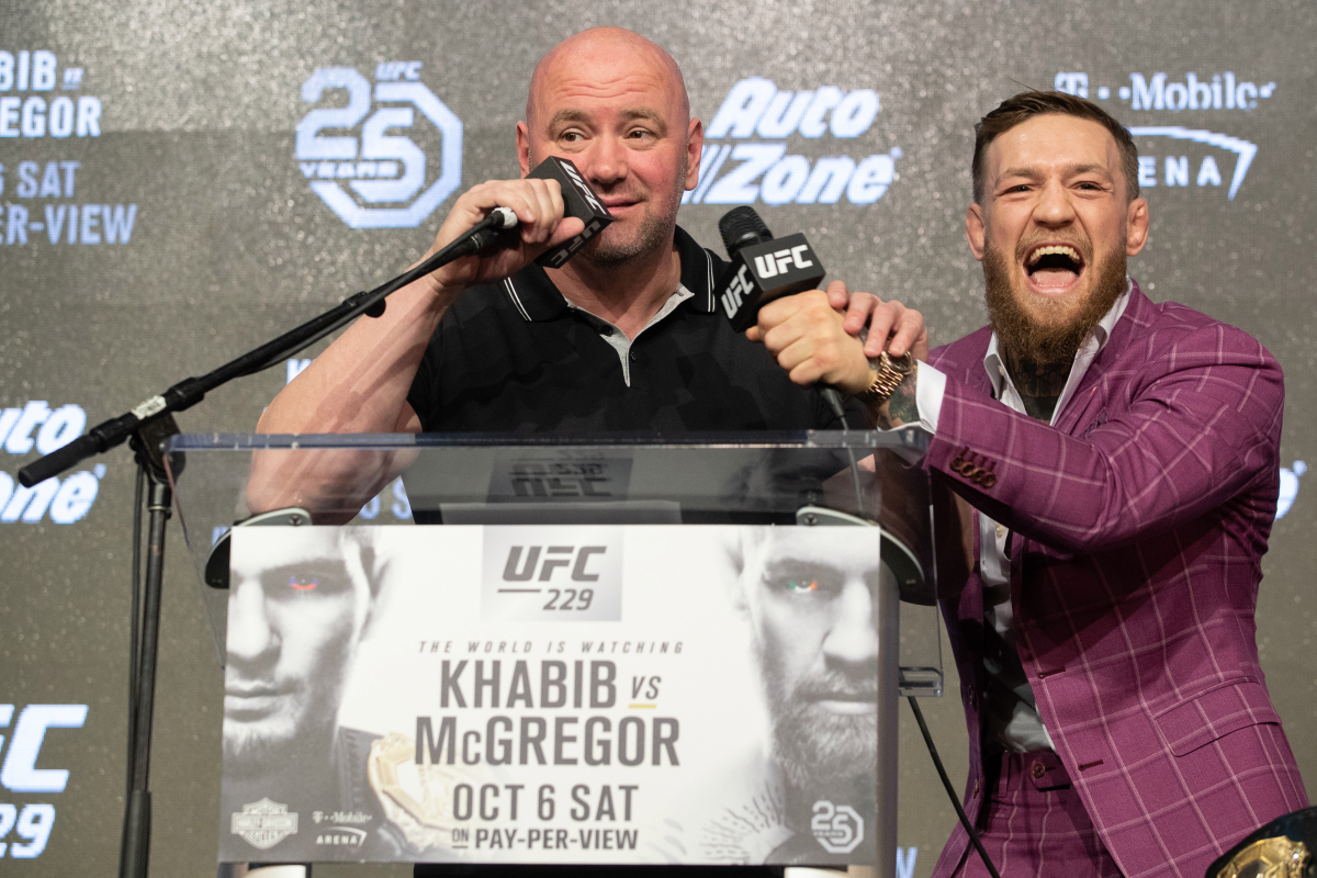 'It's one of many dirtiest issues you are able to do' – Dana White slams Conor McGregor at UFC 253 post-fight press convention for posting Diego Sanchez dialog