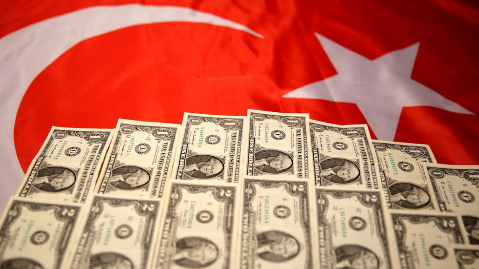 'This isn't a colony!' Ankara snaps at Washington over risk that US pharma might exit Turkey if it fails to repay $2.3bn debt