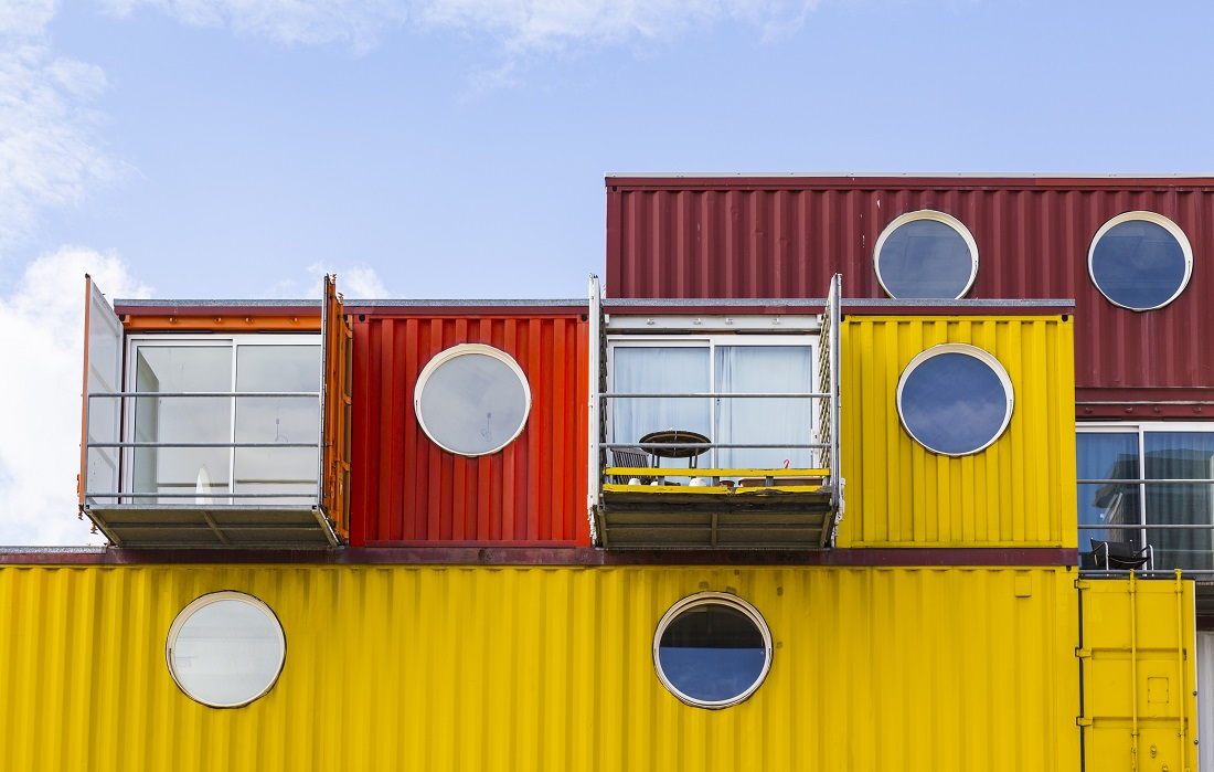 Cool Converted Shipping Container Structures From Around the World