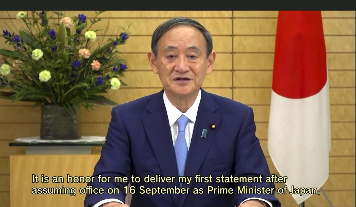 Japan's new prime minister vows to host Olympics subsequent yr