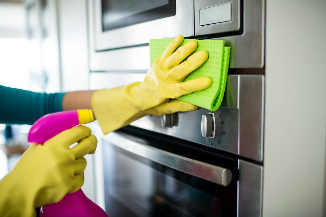 Maven Moment: Kitchen Gloves
