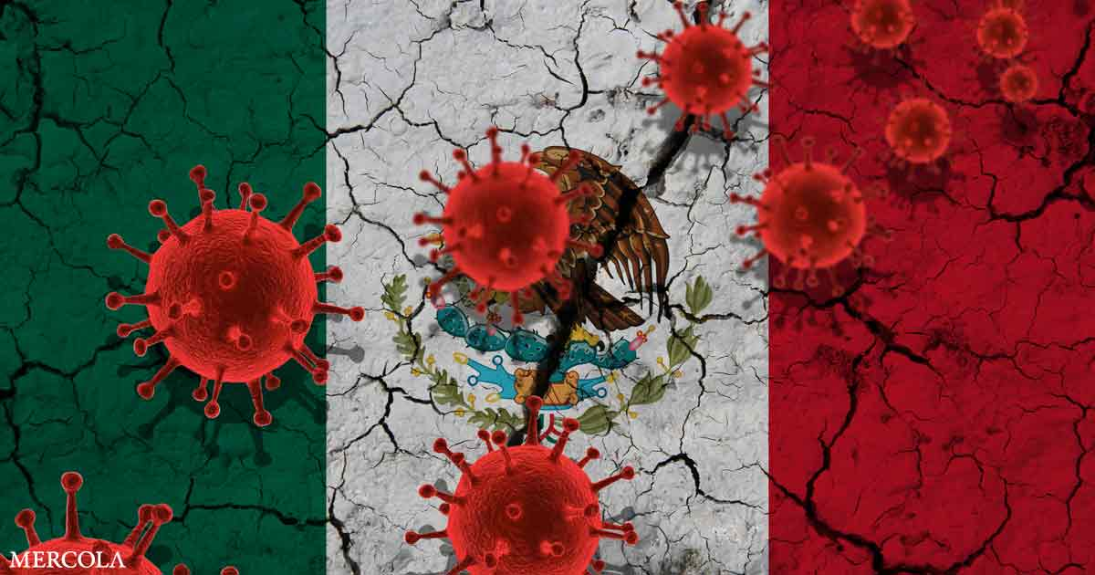 Mexico Tackles COVID-19 Pandemic With Junk Meals Bans