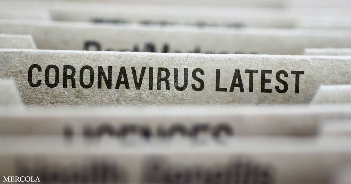 New Report Claims to Shed Mild on SARS-CoV-2 Origin