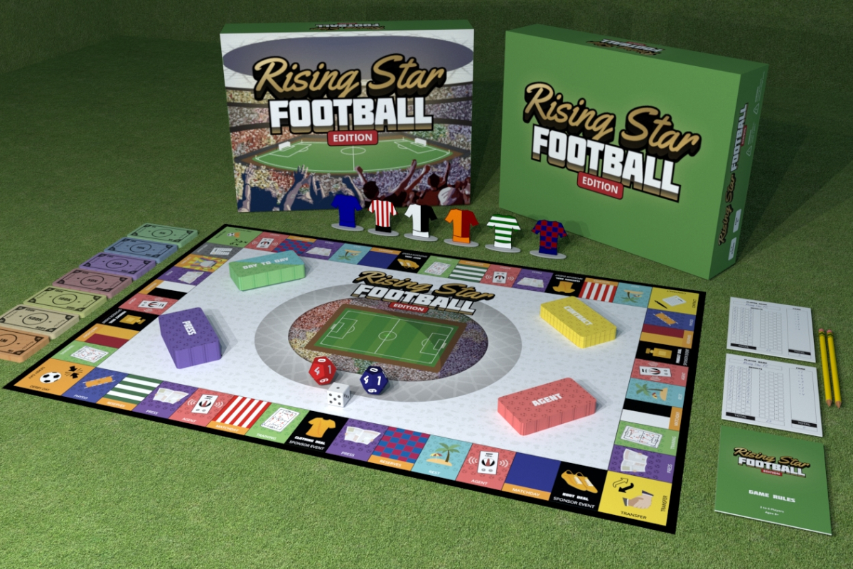 Rising Star Soccer Version: The brand new board recreation the place you turn out to be a professional footballer