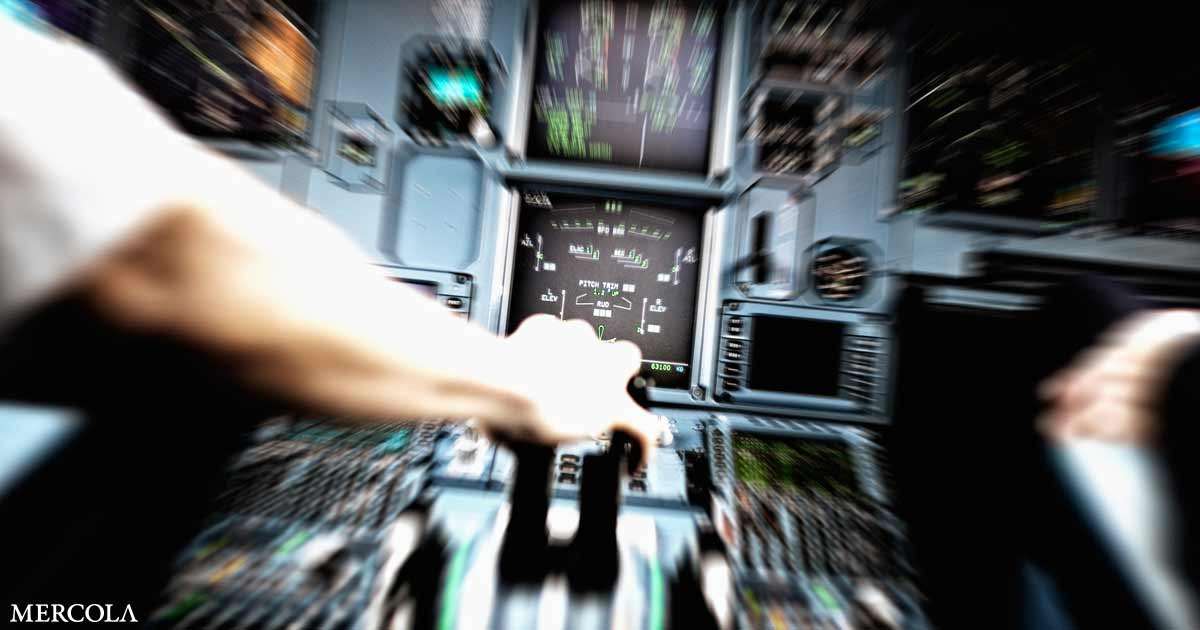 US Army Fears EMFs Are Inflicting Pilots to Crash