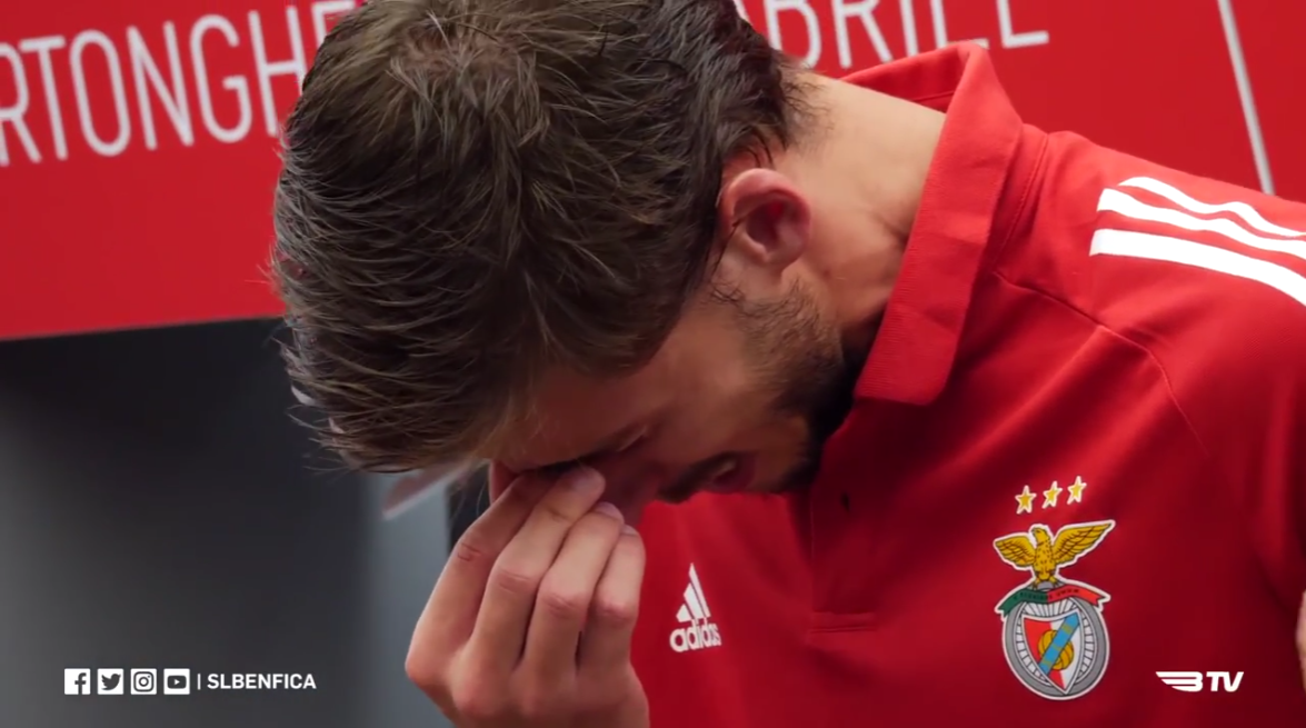 'You're leaving a much bigger membership' – Benfica boss goals dig at Man Metropolis as Ruben Dias makes tearful exit