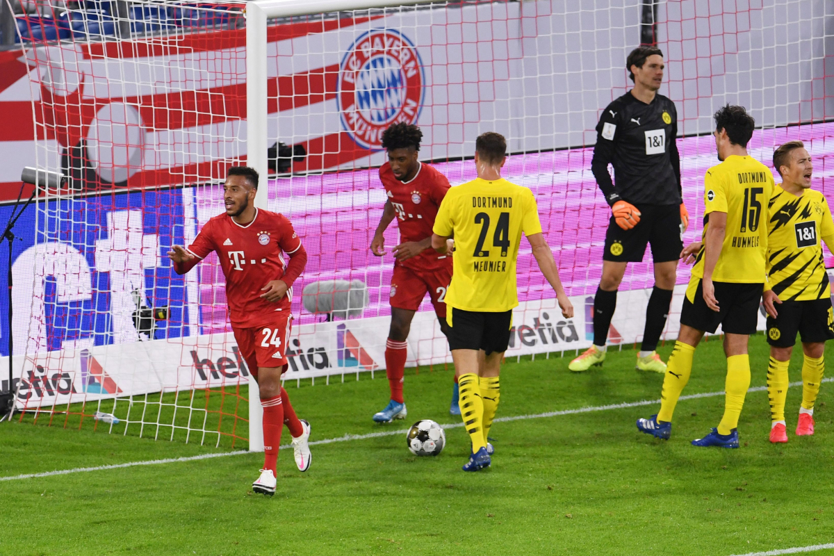 Bayern Munich beat Borussia Dortmund at their very own recreation with lightning counter-attack objective in thrilling German Tremendous Cup win