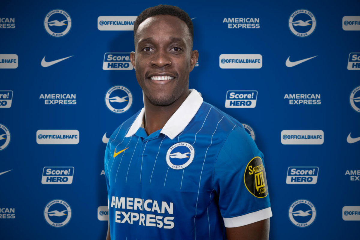 Danny Welbeck: Brighton complete signing of former Arsenal and Manchester United striker on one-year deal