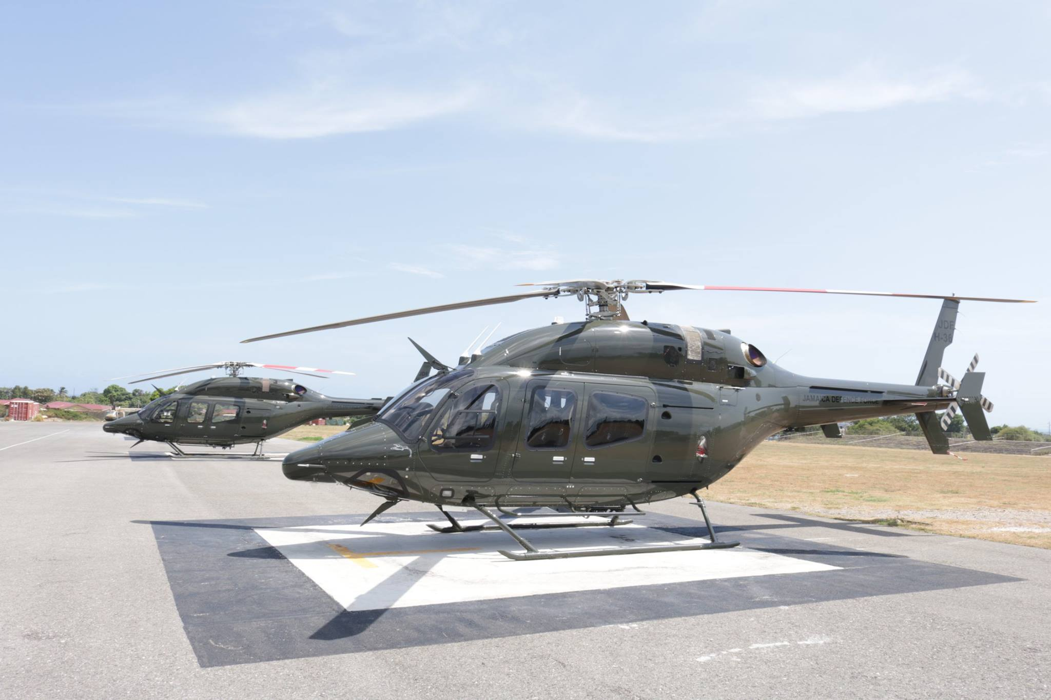 Pentagon plans to promote gentle utility helicopters to Guyana