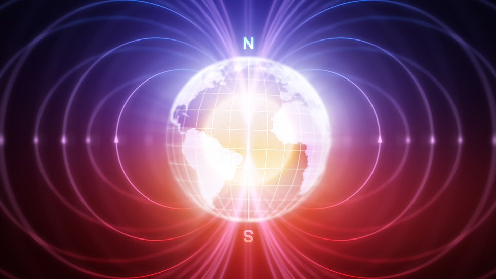 When North grew to become South: Exact file of Earth's final magnetic pole SWITCH created as contemporary flip now lengthy overdue