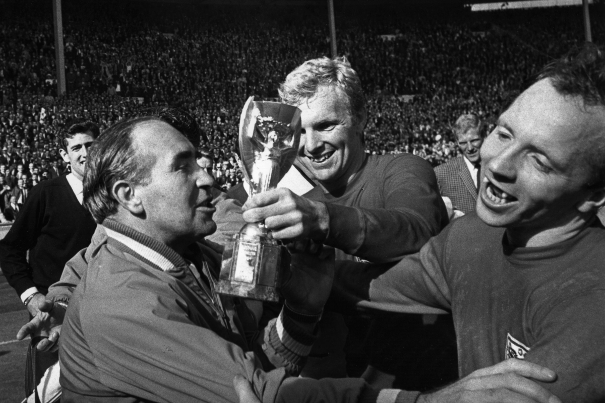 Why English soccer 'didn't do sufficient' for late Manchester United and Three Lions legend Nobby Stiles – 'A World Cup winner deserved higher'