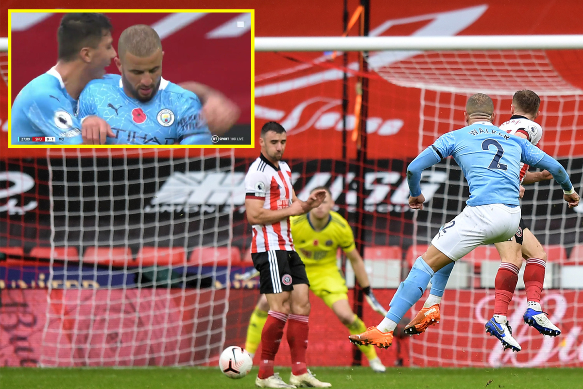 Why Kyle Walker selected NOT to have fun gorgeous aim which helped Man Metropolis edge previous Sheffield United